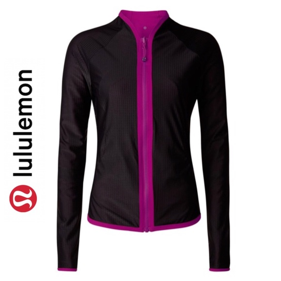 LULULEMON | Reversible Mesh Find Your Bliss Jacket